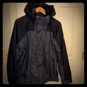 Ski/snowboard zeroxposur winter jacket w/hood🎿